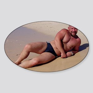 SPEEDO Sticker (Oval)