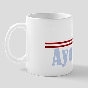 Romney Ayotte dark Mug