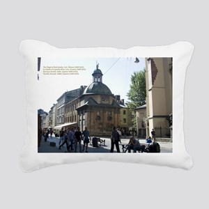 01 Rectangular Canvas Pillow