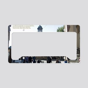 01 License Plate Holder