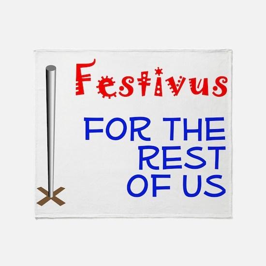 FESTIVUS™ Throw Blanket