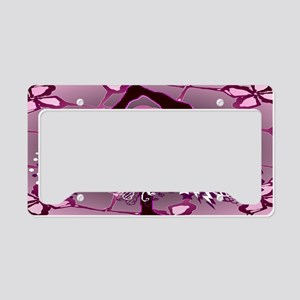 large poster License Plate Holder