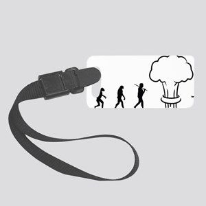 nuclear Small Luggage Tag