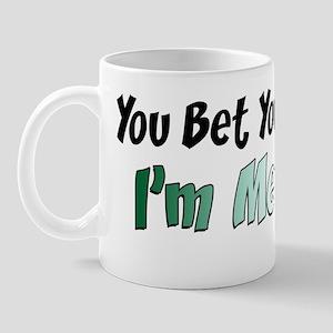 Bet Your Tamales Mexian Mug