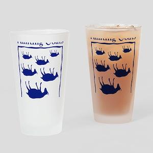 FG_Big_B Drinking Glass