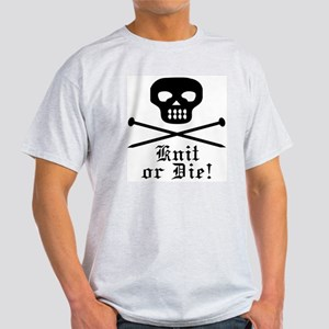 Knit or Die! Light T-Shirt