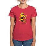 Lion of Zion Women's Dark T-Shirt