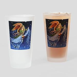 Angel Star Basket_Tile Drinking Glass
