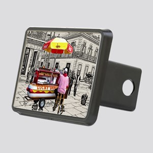 Cover-Lucky Dog Rectangular Hitch Cover