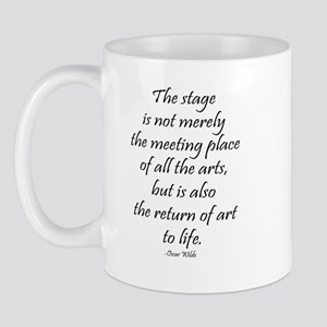 Oscar Wilde Mug