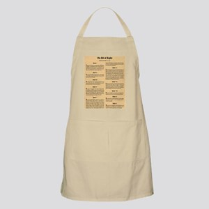 billofrights Apron