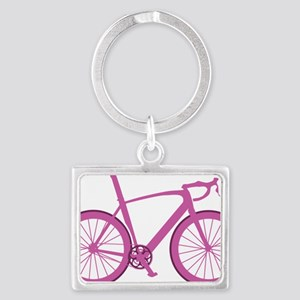 BARB_pink Landscape Keychain
