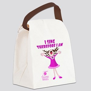 i-sing Canvas Lunch Bag