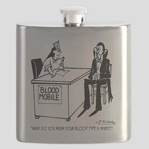 2193_vampire_cartoon Flask