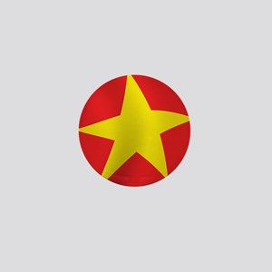 vietnam_flag Mini Button