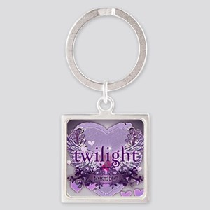 twilight breaking dawn large poste Square Keychain