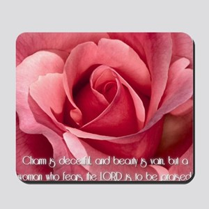 Proverbs 31 Mousepad