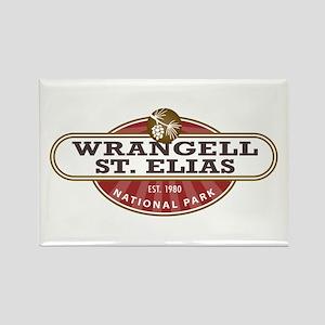 Wrangell St. Elias National Park Magnets
