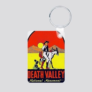 DVNMDecal Aluminum Photo Keychain
