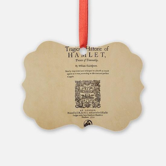 hamlet-1605-bag Ornament