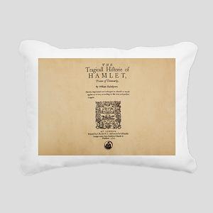 hamlet-1605-bag Rectangular Canvas Pillow