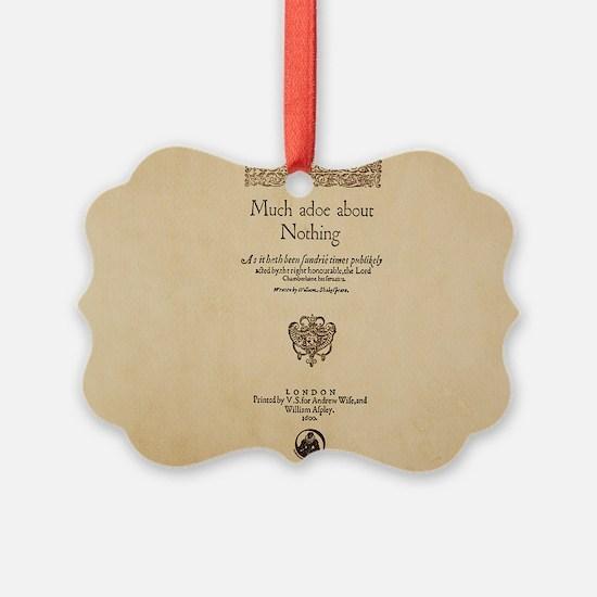 Much_Ado_bag Ornament