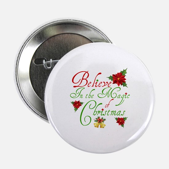 "Believe In The Magic 2.25"" Button (10 pack)"