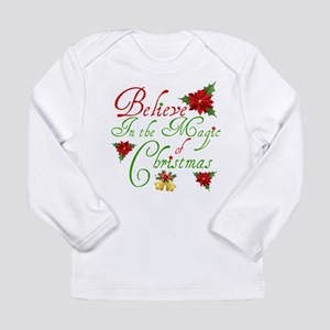 Believe In The Magic Long Sleeve T-Shirt