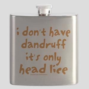 DandruffHeadLice Flask