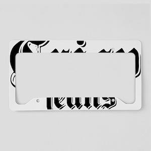 2011-11-23_CrispJeans License Plate Holder