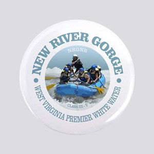 """New River Gorge (rafting) 3.5"""" Button"""