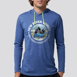 New River Gorge (rafting) Long Sleeve T-Shirt
