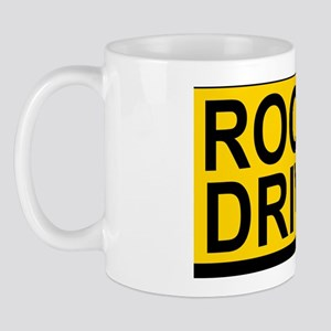 Rookie Drv 528_H_F bus yellow Mug
