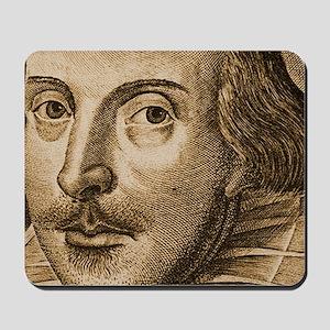 Shakespeare1-bag Mousepad