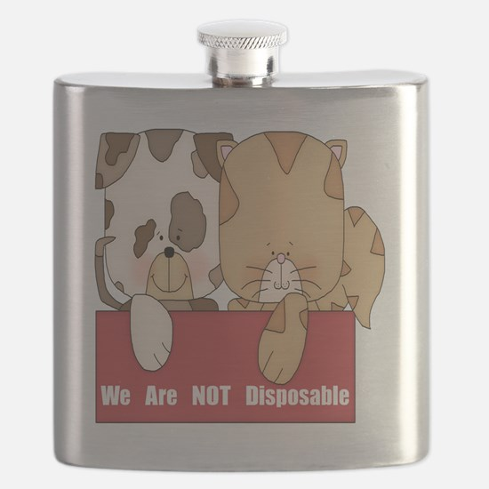 we are not disposable-001 Flask
