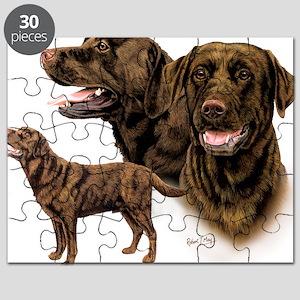 Choc Lab Multi Puzzle