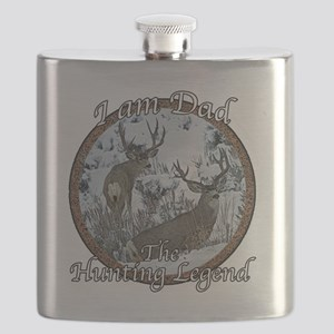 Dad hunting legend Flask