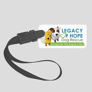 legasy-alt Small Luggage Tag