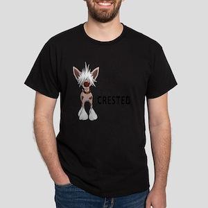 cartoon Dark T-Shirt