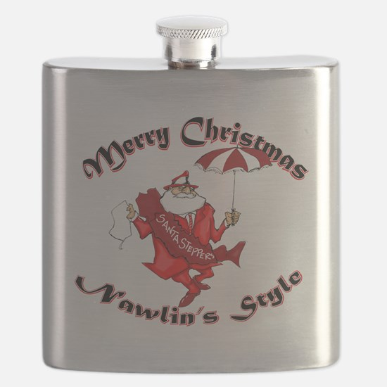 nawlins style. Flask