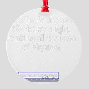 60degree Round Ornament