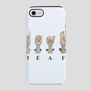 DeafAmeslan062511 iPhone 7 Tough Case