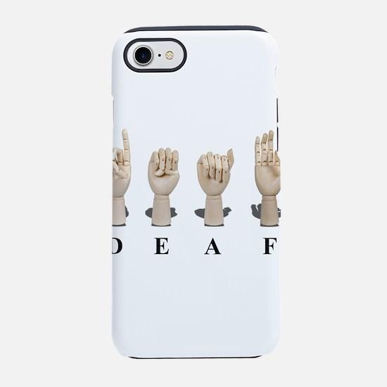 DeafAmeslan062511.png iPhone 7 Tough Case