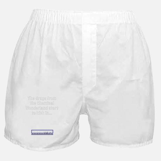 chemical Boxer Shorts