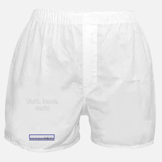 workbooze Boxer Shorts