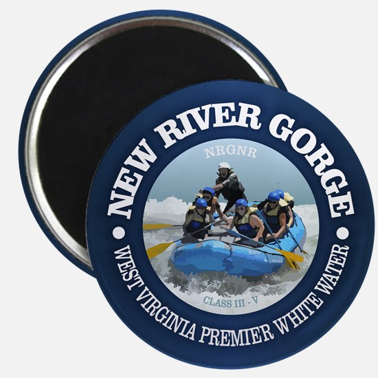New River Gorge (rafting) Magnets