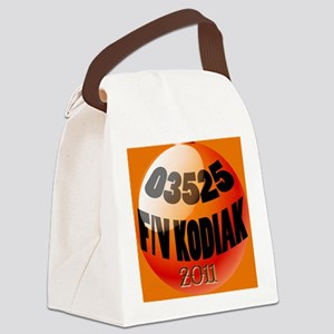 bouy_orn2011 Canvas Lunch Bag