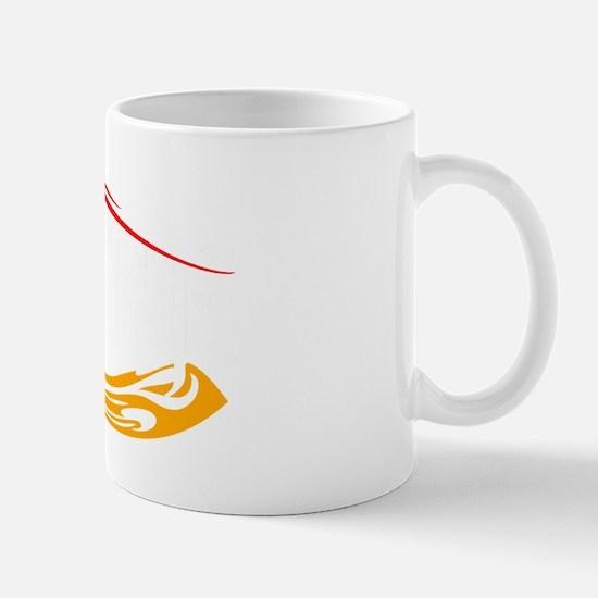 KMTatWing White Mug