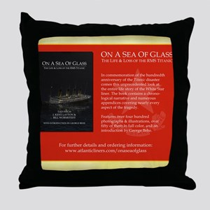 01 January Throw Pillow