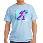 Inline Plus Light Blue T-Shirt